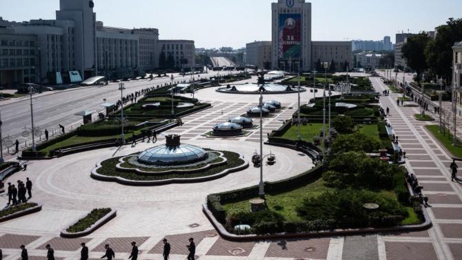 Положението в Минск е спокойно...засега