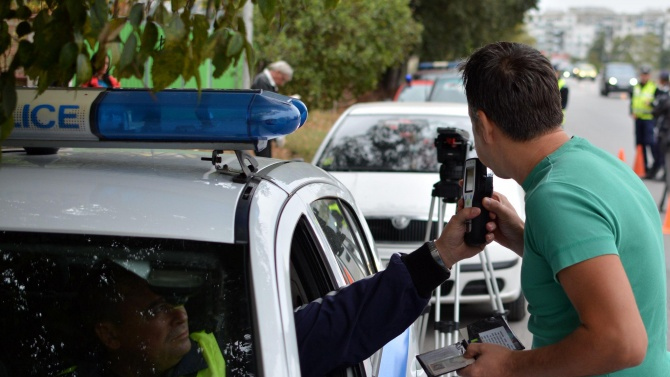 За 9 дни: Над 750 нарушения са констатирани по пътищата в Кюстендилско