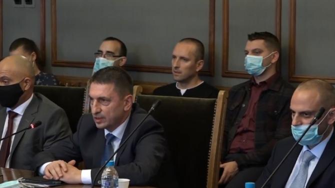 Министър Терзийски разкри подробности за протестите и действията на полицията