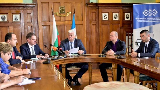 Голям инвестиционен проект ще допринесе за откриването на 200 работни места в Пловдив