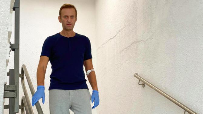 Замразиха сметките на Навални, върху апартамента му е наложен запор