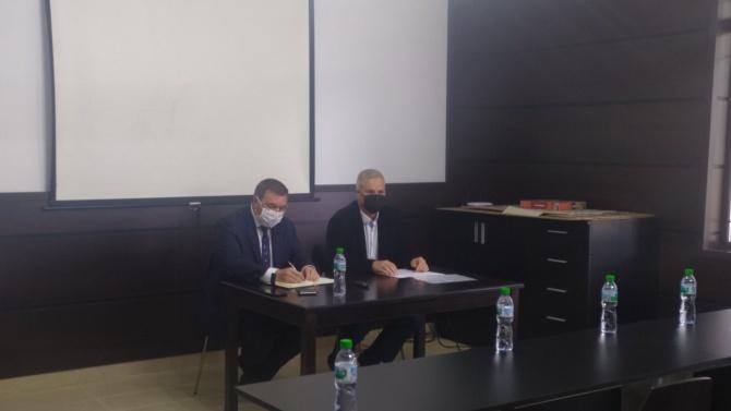 Ангелов: В началото на октомвризапочваме със строителството по големия инвестиционен проект за модернизация на спешната помощ