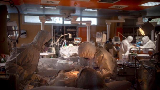 Ръст на болните от COVID-19 у нас. Само за последните 24 часа са заразени 290 души