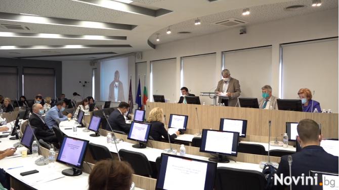 Конфедерация на независимите синдикати в България (КНСБ)представя визиите си относно