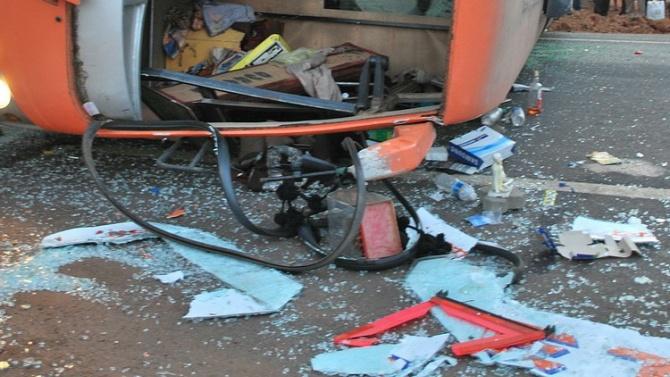 Автобус с българи катастрофира в турския мегаполис Истанбул