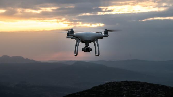 Летяща камера ще проверява дали сме изключили печката