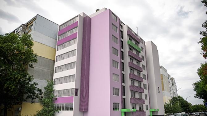 В още 11 многофамилни жилищни сгради в Бургас ще бъдат