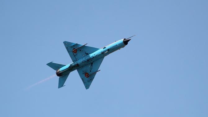 Миг-21 се разби край границата на Сърбия с Босна и Херцеговина