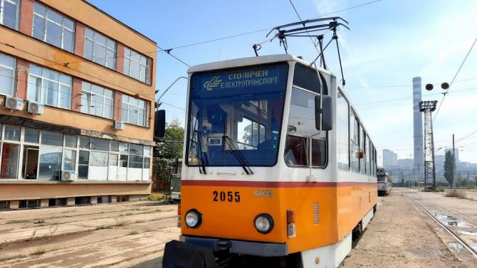 Продължава обновяването на информационните системи на трамваите от линии 3 и 10