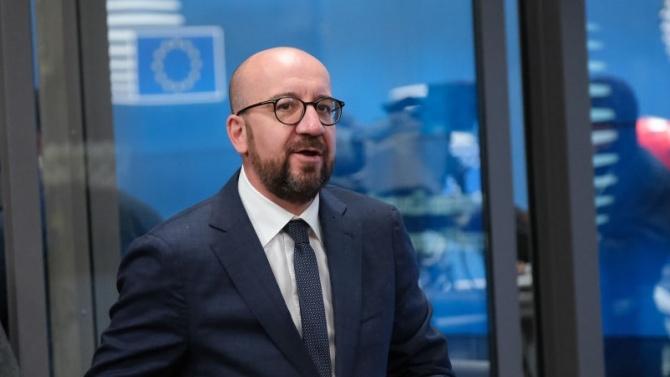 Председателят на Европейския съвет изрази пълната си солидарност с френския народ след нападението в Париж