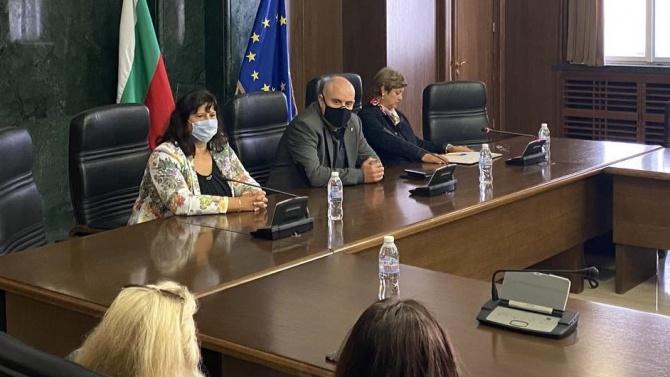Гешев обсъди с магистрати от Софийска градска прокуратура борбата с корупцията и престъпността