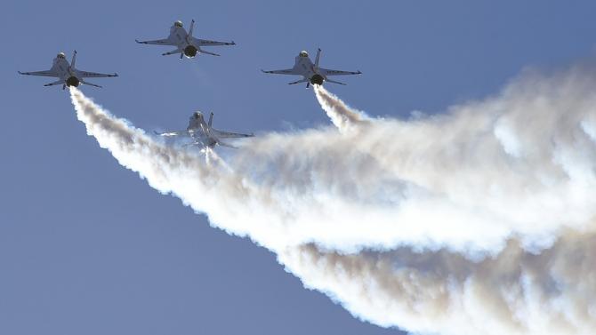 От утре МиГ-29 и Ф-16 ще охраняват съвместно въздушното пространство на България