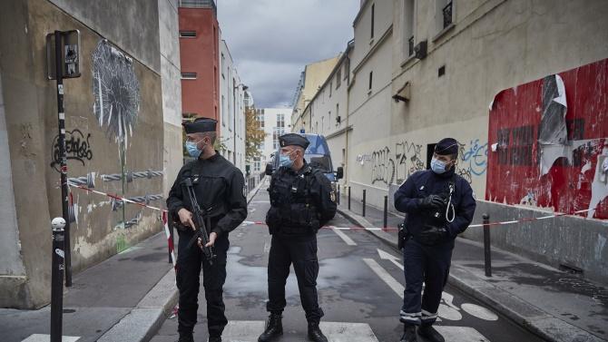 Още петима задържани във връзка с нападението в Париж