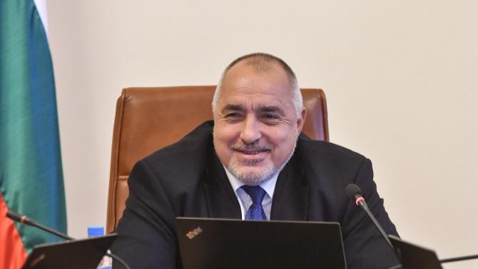 Борисов: Две нови програми ще подпомагат фирмите. Отпускаме 15 млн. лв. за детски кътове на работното място