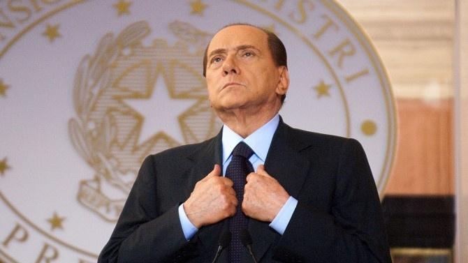 Берлускони пак с COVID-19, отмени тържеството за 84-ия рожден ден