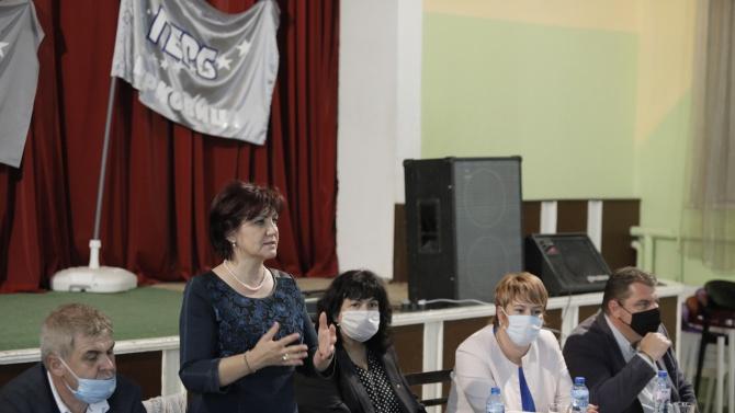 Цвета Караянчева: В протеста на старите муцуни има много нарушени геополитически интереси