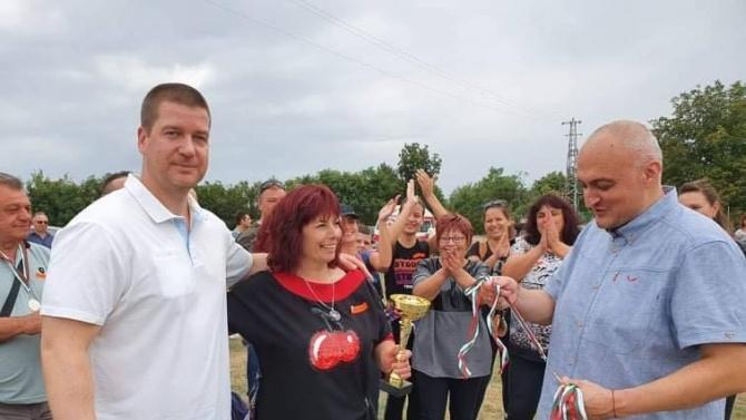 Есенен спортен празник събра стотици членове и симпатизанти на ГЕРБ в Русе