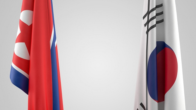 Северна Корея предупреди южнокорейския флот да спре да навлиза в нейни териториални води