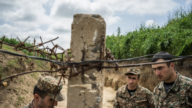 Нов изблик на насилие между Азербайджан и Армения в Нагорни Карабах