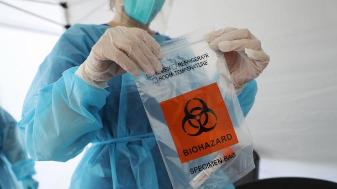 Русия регистрира нов пик в дневния ръст на заразените с COVID-19