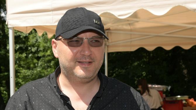 Шеф Манчев откровено за развода и жените в живота си
