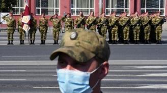 Русия вдигна на крак 80 000 военни