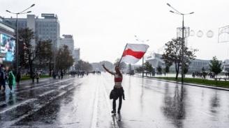 Напрежението в Беларус не спира