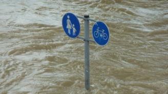Двама души са в неизвестност след наводнения в Южна Франция