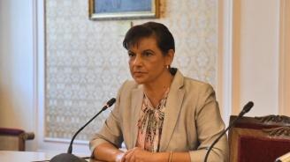 Даниела Дариткова: Протестът е предвождан от Румен Радев
