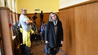 Повдигат второ обвинение на жената на Божков