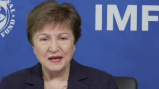 Кристалина Георгиева: България е стабилна, вече няма нужда от подкрепата на МВФ