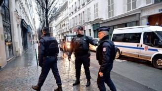 Един от заподозрените за участие в терористичния акт в Париж бе освободен