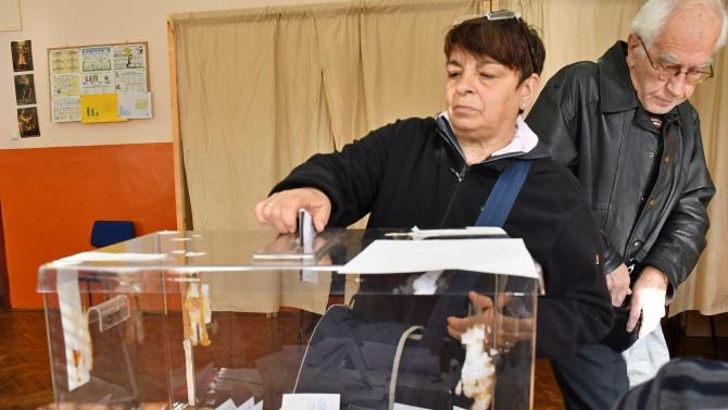 ГЕРБ победи БСП и ДПС на частичните местни избори