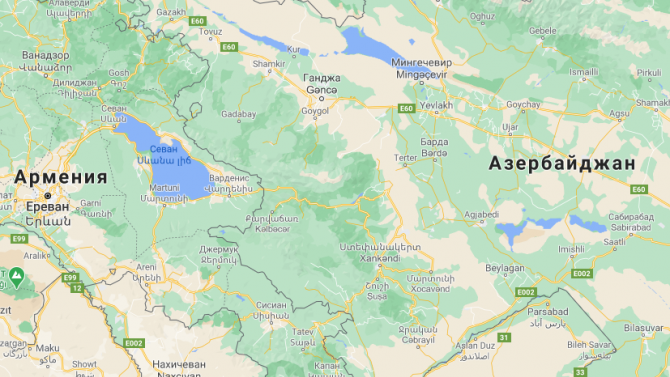 САЩ призоваха за незабавно спиране на въоръжените сблъсъци в Нагорни Карабах