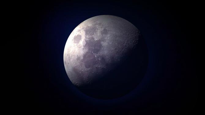 Радиацията на Луната е опасно висока