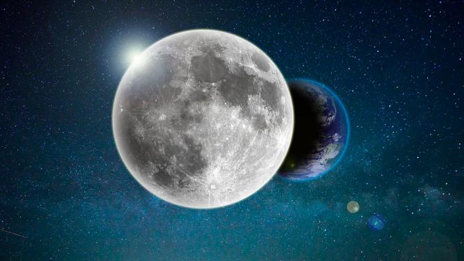 Япония ще построи завод на Луната до 2035 г.