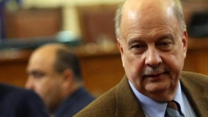 Бившият конституционен съдия и депутат от ГЕРБ Георги Марков публикува