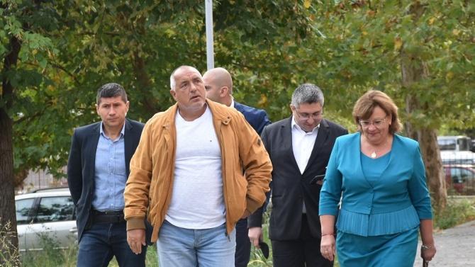 Борисов за Цветанов: Разделихме се след 20-годишен брак, децата останаха при мен