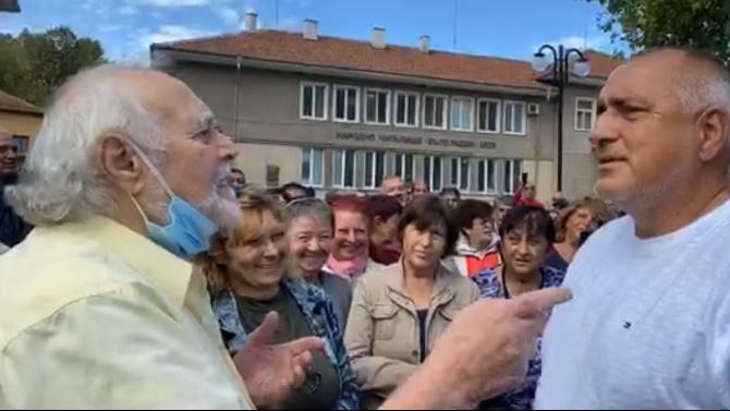 Борисов в Лесидрен: Доказахме, че сме в добра кондиция