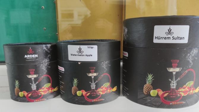 740 кг тютюн за наргиле задържаха митнически служители от ТД