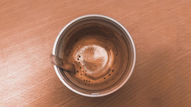Обраха кафе автомат във Велико Търново