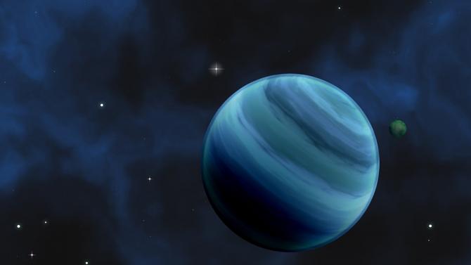 """Орбиталният телескоп """"Хеопс"""" за пръв път изучи свойствата на свръхгореща екзопланета"""