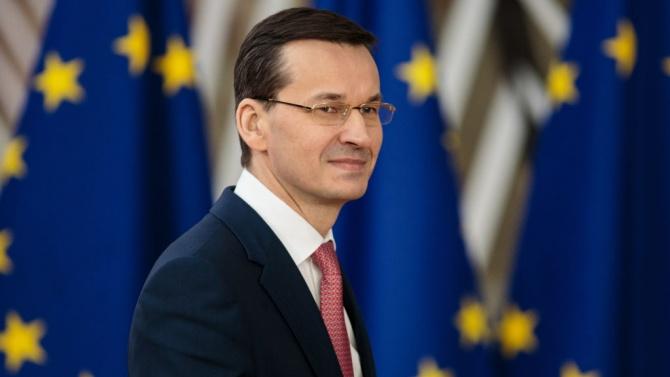Премиерът на Полша отхвърли обвиненията, че ЛГБТИ общността е дискриминирана