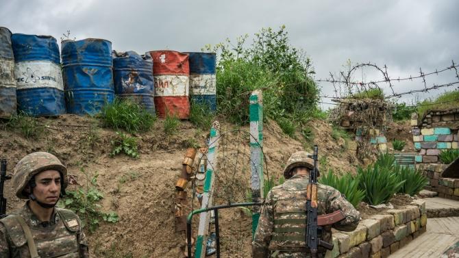 Нагорни Карабах съобщи, че още 26 негови войници са убити в боеве с азербайджанските сили