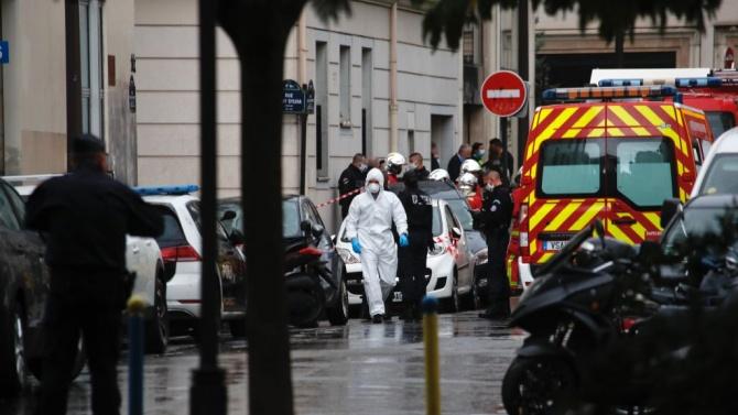 Заподозреният за нападението в Париж назова истинското си име и година на раждане