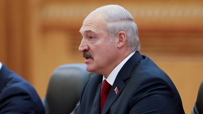 Великобритания и Канада наложиха санкции на Лукашенко
