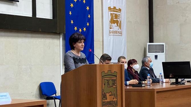 Цвета Караянчева пред ГЕРБ-Благоевград: Най-вярната социология са резултатите от частичните местни избори