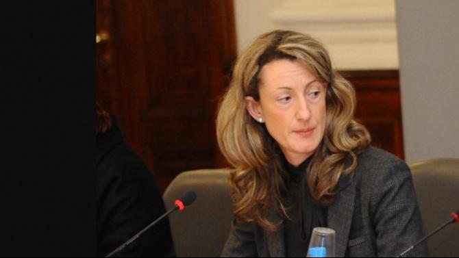 Зинаида Златанова: Въпросът с върховенството на закона е силно политически