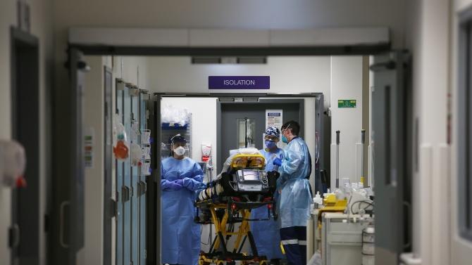 Жертвите на коронавируса в Белгия надхвърлиха 10 000