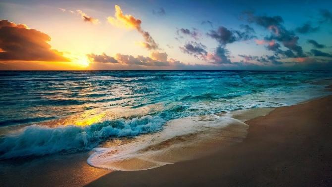 """От утре плажът в """"Слънчев бряг"""" ще е без спасители"""